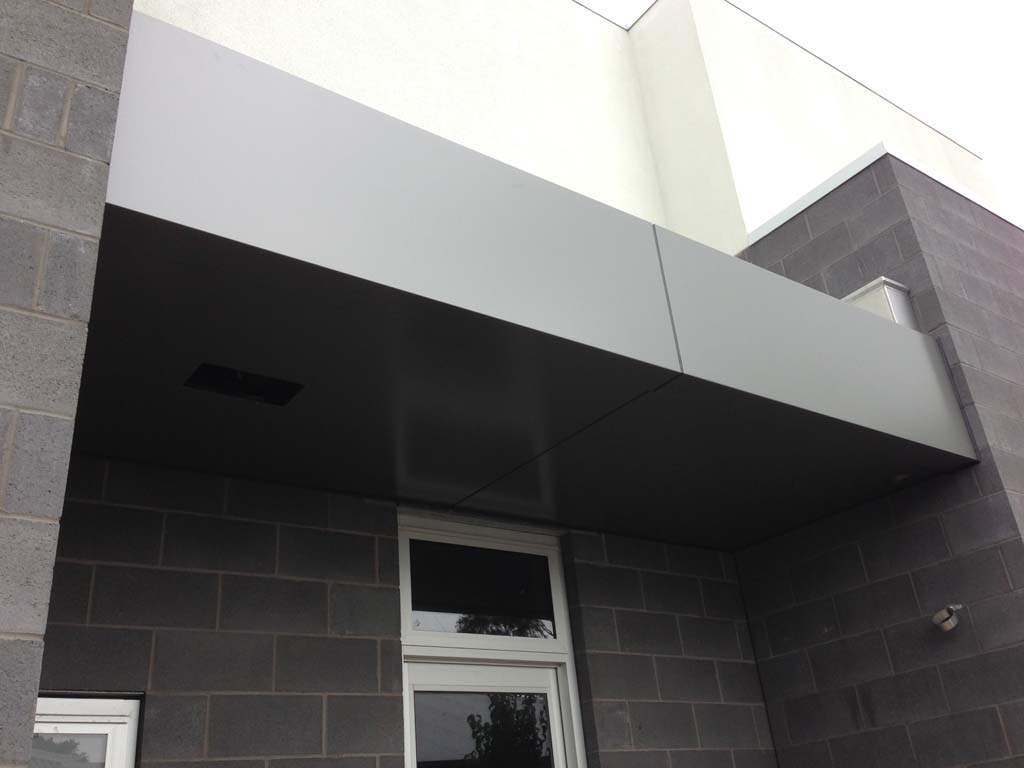 Alucobond Cladding Geelong Architectural Installation