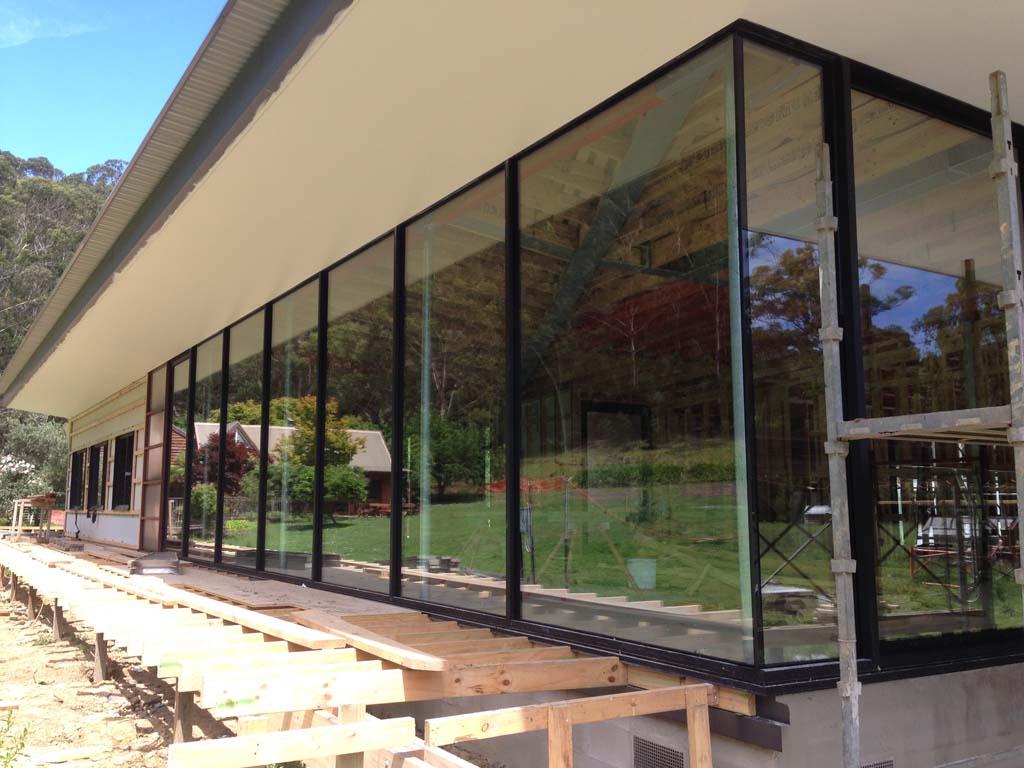 Commercial aluminium windows geelong custom for Commercial windows