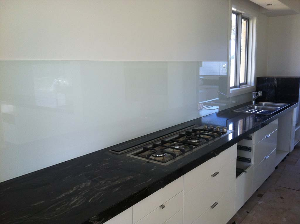 Glass Splashbacks Geelong Kitchen Coloured