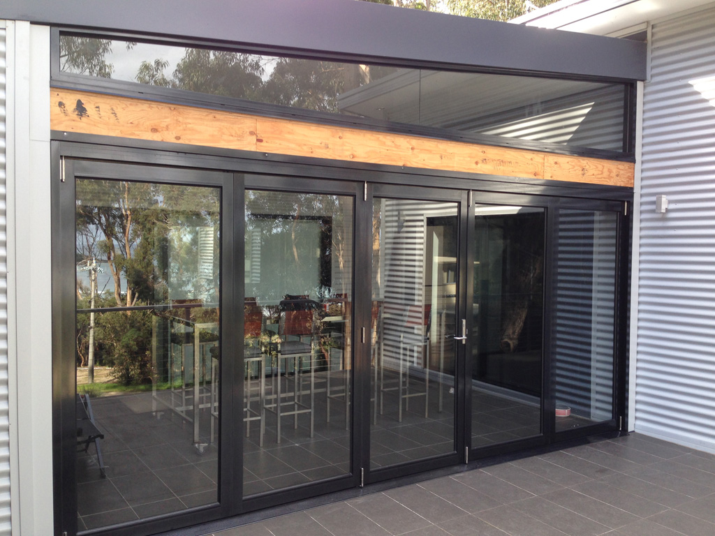 Commercial Aluminum Doors : Commercial aluminium doors geelong sliding