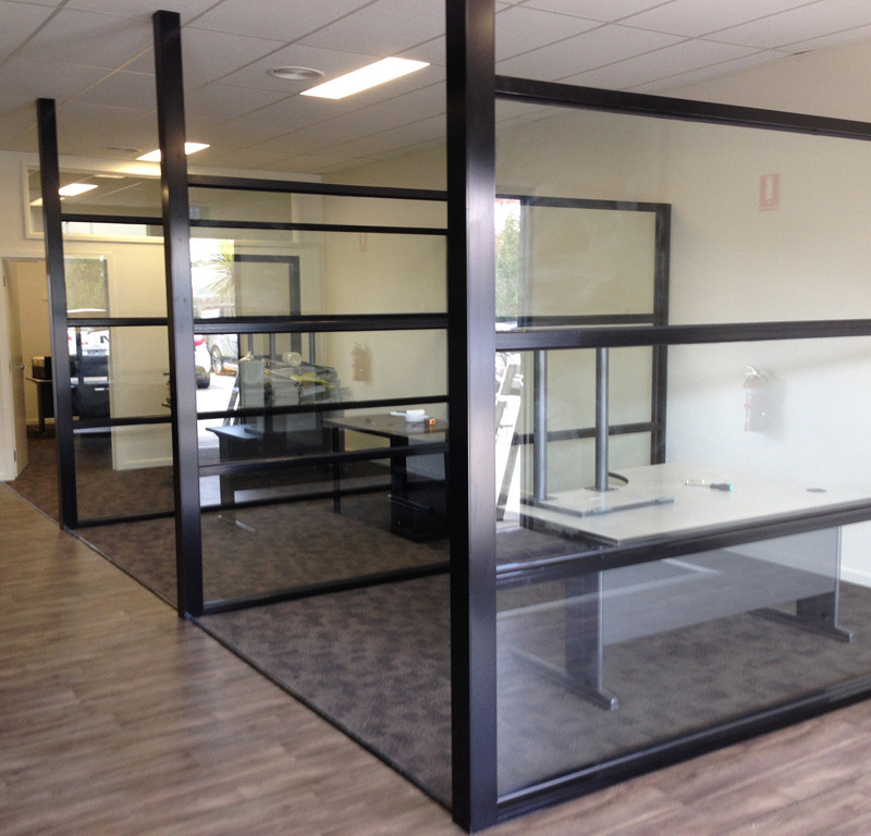 glass office partitions geelong walls wall panels