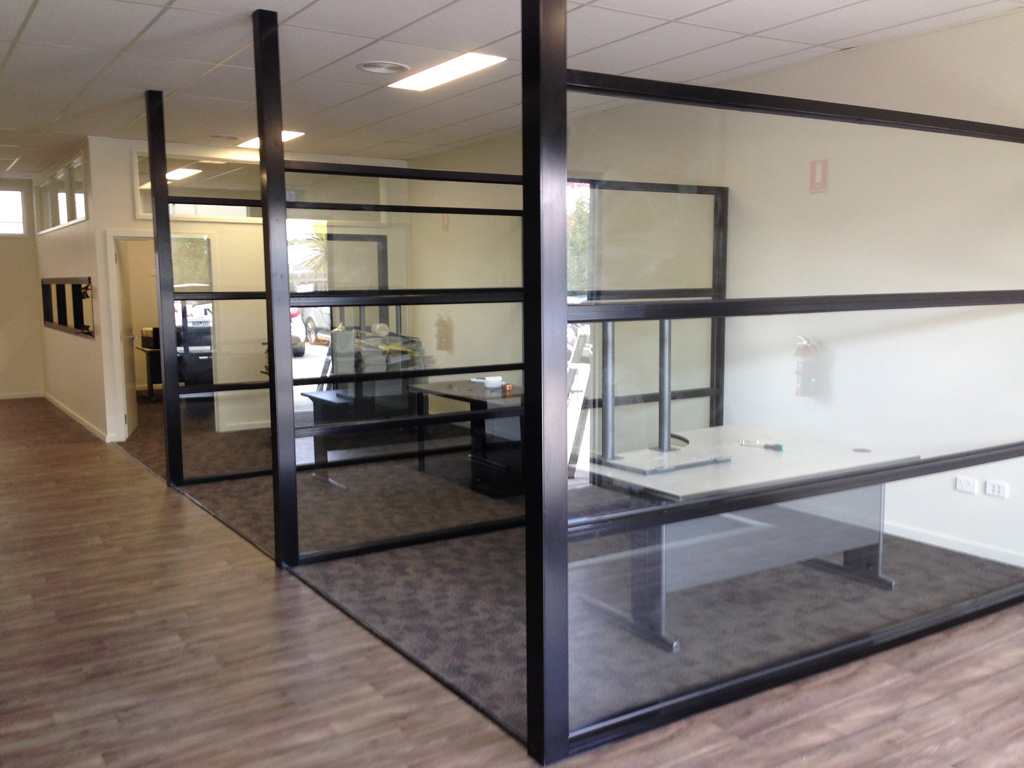 Glass Office Partitions Geelong | Walls | Wall Panels