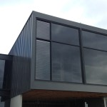 Louvres and aluminium windows
